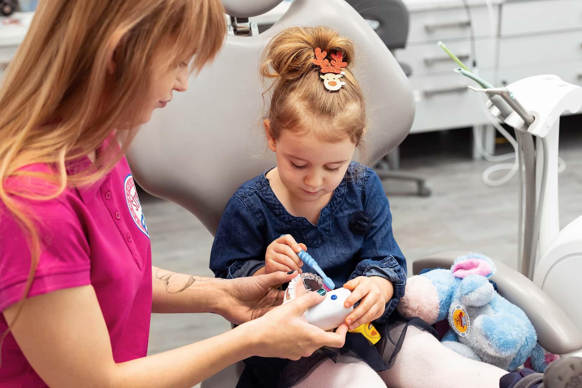 dentysta dziecięcy tychy